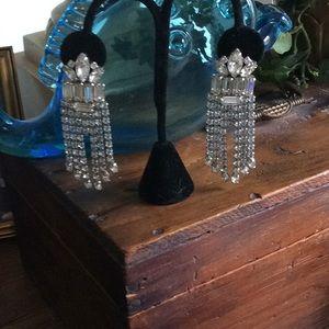 1940-50 Weiss Clip Earrings
